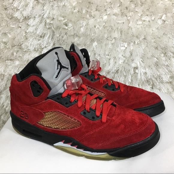 various colors cee16 d2fcb Jordan Other - Nike Air Jordan 5 V retro DMP Raging Bull